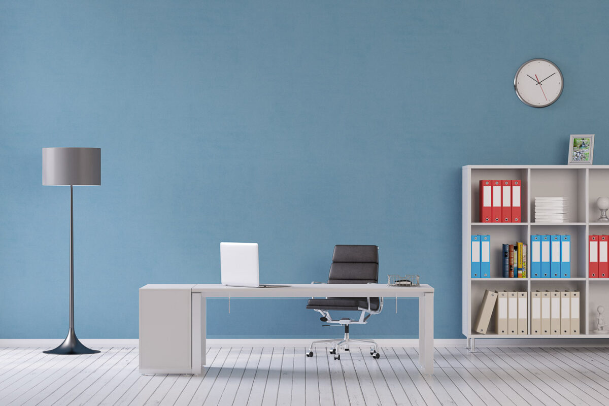 Wirkung von Farben im Büro
